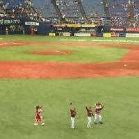 オリックス 小谷野、ロメロのアベックホームランで勝利 (京セラドーム大阪)