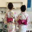 浴衣着付け ★ 熊本市美容室ヘアモードリッツ
