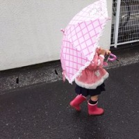 雨女のせいで・・・。