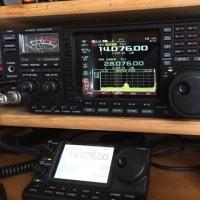 IC-7100をデジタルモードで変更申請