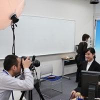 履歴書用写真撮影会