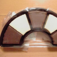 チョココーティングのバウムクーヘン