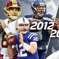 Best and worst QB classes