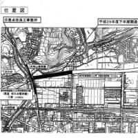 堅田駅西口土地区画整理事業等の説明会について