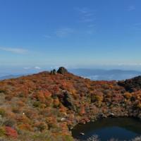 念願の大船山に登ってきました。