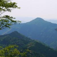 鍵掛山に登りました。(5月21日)