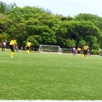 女子サッカーも