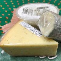 本日チーズが3種類入荷しました!