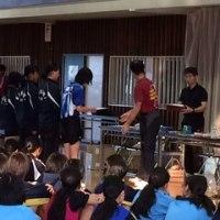 5日(土)、伊西地区新人卓球大会が開催されました。