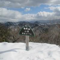 今年初めての富士写ヶ岳なのでワカンも用意し出かけたが、、