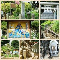 北参道→原宿→渋谷散歩 その1「鳩森八幡神社」と「将棋会館」