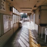 関西本線 月ケ瀬口駅!