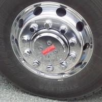 【静電気・電磁波:ハブベアリンクやタイヤの回転から発生する静電気が見直されないかな〜】おっ新車...