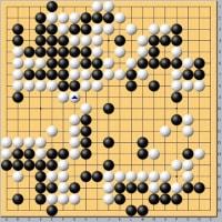 安藤先生の指導碁