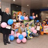 6年目の3・11!「福島を忘れないin静岡」街頭募金 21万1302円 少し希望が持てた!