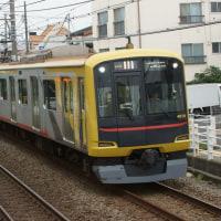 2016年10月22日 東急東横線 自由が丘 4010F  Shibuya Hikarie号