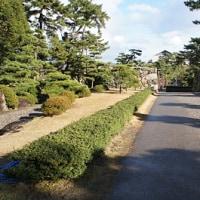 高松城(玉藻公園)100名城~香川県高松市玉藻町