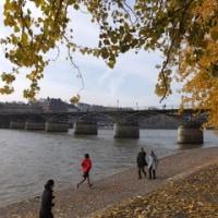 第2346回 Early winter in Paris