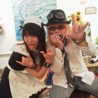 Rocker共のArt展♪