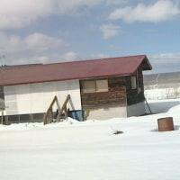今年の残雪