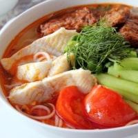ハノイの魚料理は旨い (1)