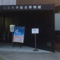 広島大学総合博物館にやってきました