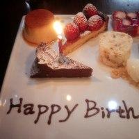 49回目のケーキ