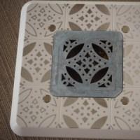 マーサスチュワートのオールオーバーザページ使い方、ケインパターンとダイヤモンドリング<shopWA・ON>