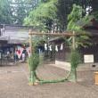 小瀬川熊野神社にて