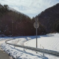 三田街道とサントアン