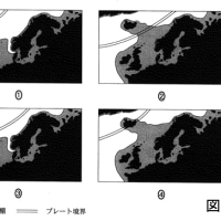2009年センター試験地理B 第1問解答解説