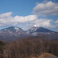 ★小諸市から見る浅間山