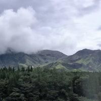 阿蘇山の噴火