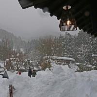 世界遺産・雪降る白川郷 4