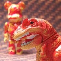 ちびっこチョロ竜 ケラトサウルス