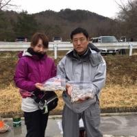 ワカサギ情報 3/26(日)