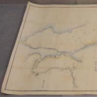 ミュージアム巡り 古文書_2 カラフト島図