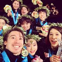 チーム日本、3大会ぶりに金メダル獲得!!