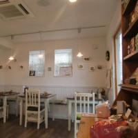 うさぎのいるカフェ