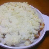 ちくわと野菜のおからマヨネーズ焼き