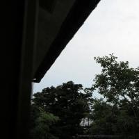 本曇りだなと思っていたが、晴れ間少々、ここで止まった。