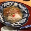 日本料理「さかい」で食事会と「一保堂茶舗喫茶室嘉木」でお茶しました