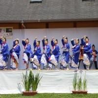 第2105回 天草花しょうぶ祭り フィナーレ