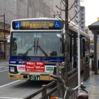 京王バス豊32系統豊田駅北口発着見納めへ…