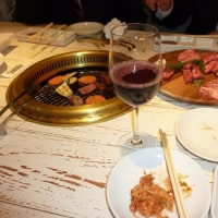 美幌町の肉「YAKINIKU BAR TAMURA」での宴会