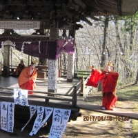H29 地方の神楽 その17  白山神社 大和神楽