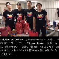 CNBLUE  大阪公演 2日目