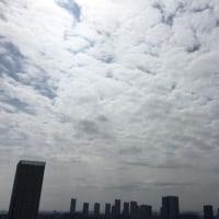 5/28の朝の空
