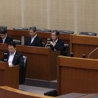 和歌山市議会経過報告(一般質問)