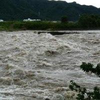 台風16号の・・・・